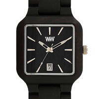 METIS BLACK | WeWOOD Wooden Watches - The Original Wood Watch