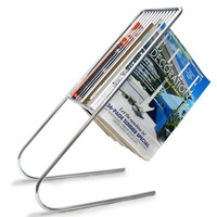 Float Magazine Rack by Jaime & Mark Antoniades for J-Me - Free Shipping