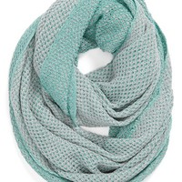 Echo Sparkle Reversible Tube Scarf | Nordstrom