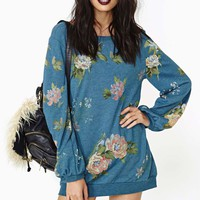 Chaser Floral Dream Sweatshirt