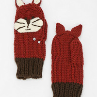 Animal Mitten - Urban Outfitters