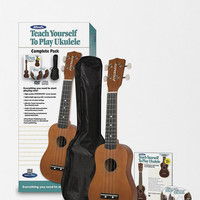Teach Yourself Ukulele Kit - Urban Outfitters