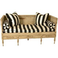 Sarlo - Early 19th c Swedish Daybed