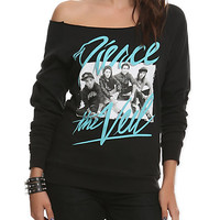 Pierce The Veil Photo Girls Crewneck Sweatshirt