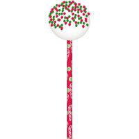 Candy Cane Cake Pop Sticks