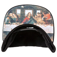 The Last Supper Hat in Black