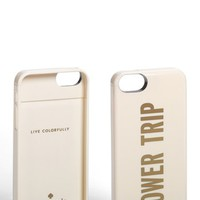 kate spade new york 'power trip' iPhone 5 case & portable charger