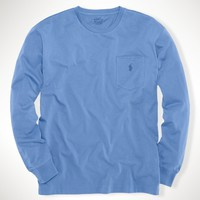 Classic Long-Sleeved T-Shirt - Tees Sweatshirts & T-Shirts - RalphLauren.com