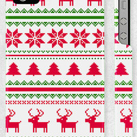 Christmas iPhone Case Christmas iPhone 5 Case Christmas iPhone 4 Case Christmas iPhone 5s Case Christmas Sweater iPhone Case Christmas Gift