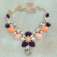 Pree Brulee - Alexia Necklace