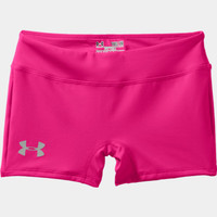Girls' HeatGear Sonic 3 Shorts