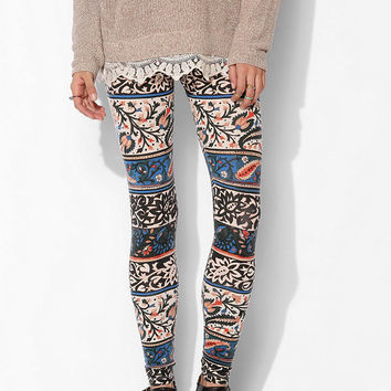 Truly Madly Deeply Talia Boho Floral Legging - Urban Outfitters