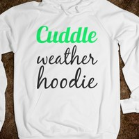 Cuddle Weather Hoodie