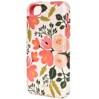 Rifle Paper Co. - Botanical Rose iPhone 5c Case - INLAY