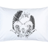 Stay Home Club — Midnight Mourning pillow case