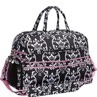 Jenni Chan Damask Soft Gym Duffel - eBags.com