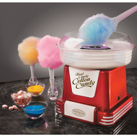 The Sugar Free Cotton Candy Maker - Hammacher Schlemmer