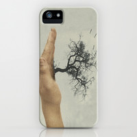 It's all in your mind iPhone & iPod Case by Skye Zambrana