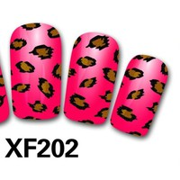 Cute Cheap 3D Nail Sticker Nail thousands of models available XF187
