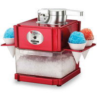 Snow Cone Ice Crusher and Slush Maker - Buy from Prezzybox.com