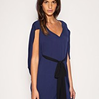 ASOS | ASOS Belted Kimono Dress at ASOS