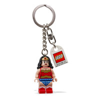 LEGO® Super Heroes Wonder Woman Key Chain