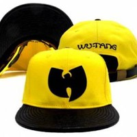Wu-Tang Clan Baseball Hat - Logo