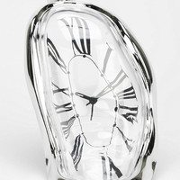 Melting Tabletop Clock - Urban Outfitters