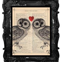 OUR ORIGINAL DESIGN and Concept Red Heart by BlackBaroque on Etsy