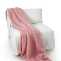 BELLE EPOQUE Mohair Throw