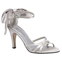 Metaphor- -Women's Dress Shoe Ophelia - Silver-Shoes-Womens Shoes-Womens Heels & Pumps