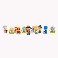 Simpsons Tree House of Horrors Mini Toy Series 3-Inch | Kidrobot