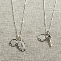 Lock + Key Best Friends Necklace