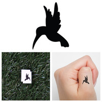 Hum - Temporary Tattoo (Set of 2)