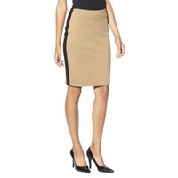 Mossimo® Women's Ponte Color block Pencil Skirt - Assorted Colors