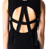Anarchy Back Dress