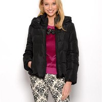 French Connection Down Puffer Jacket - French Connection, Kenneth Cole and Nine West - Modnique.com
