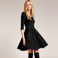 Hot Sale! New SexyCasual Evening Party Dress-APD
