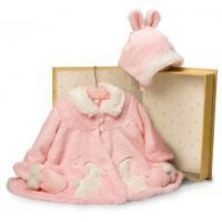 My Little Bunny Coat Set