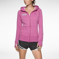 NIKE ALL TIME FLEECE FULL-ZIP (WOMEN'S MARATHON)