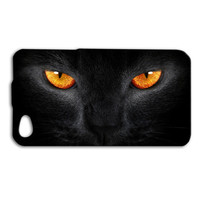 Cat Eyes Cute Custom Case for iPhone 5/5s and iPhone 4/4s