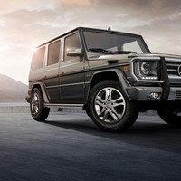 The 2014 Mercedes-Benz G-Class