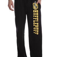 Harry Potter Hufflepuff Men's Pajama Pants