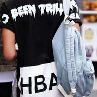 Been Trill Tee at Outfit Made