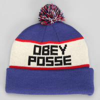 OBEY Sonic Pom Beanie - Urban Outfitters