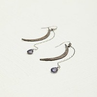 Moon Crescent Earring