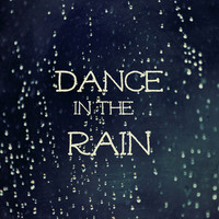 Dance in the Rain Stretched Canvas by Caleb Troy