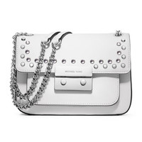 MICHAEL Michael Kors Small Sloan Jeweled Shoulder Flap Bag
