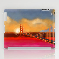THE BRIDGE ACROSS FOREVER iPad Case by Fabrizio Cruz