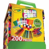 CRAYOLA COLOR CUBE